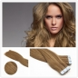 Preview: Tape Extensions 60cm -8# Haselnussbraun