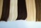 Preview: Tape Extensions 40cm -grau# 100g